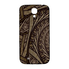 Abstract Pattern Graphics Samsung Galaxy S4 I9500/i9505  Hardshell Back Case by Simbadda