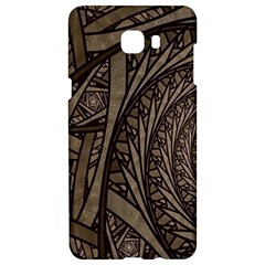 Abstract Pattern Graphics Samsung C9 Pro Hardshell Case