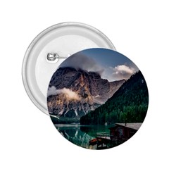 Italy Mountains Pragser Wildsee 2 25  Buttons