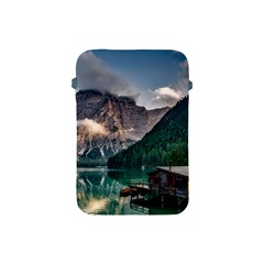 Italy Mountains Pragser Wildsee Apple Ipad Mini Protective Soft Cases