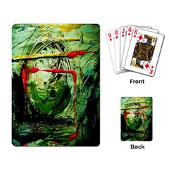 Continental Breakfast 6 Playing Card by bestdesignintheworld