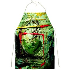 Continental Breakfast 6 Full Print Aprons by bestdesignintheworld