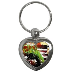 Collosium   Swards And Helmets 3 Key Chains (heart)  by bestdesignintheworld