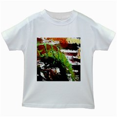 Collosium   Swards And Helmets 3 Kids White T Shirts by bestdesignintheworld