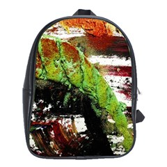 Collosium   Swards And Helmets 3 School Bag (xl) by bestdesignintheworld