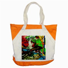 Coffee Land 5 Accent Tote Bag by bestdesignintheworld