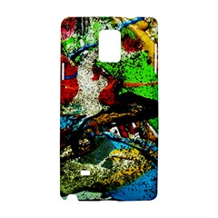 Coffee Land 5 Samsung Galaxy Note 4 Hardshell Case by bestdesignintheworld