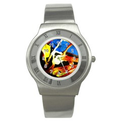 Drama Stainless Steel Watch
