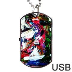 Way Up To Tailand Dog Tag Usb Flash (two Sides) by bestdesignintheworld