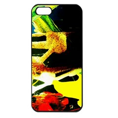 Drama 2 Apple Iphone 5 Seamless Case (black) by bestdesignintheworld