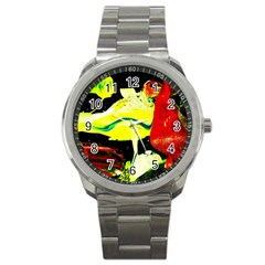 Drama 1 Sport Metal Watch by bestdesignintheworld