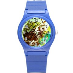 Doves Matchmaking 8 Round Plastic Sport Watch (s) by bestdesignintheworld