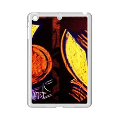 Cryptography Of The Planet Ipad Mini 2 Enamel Coated Cases by bestdesignintheworld