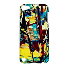 Dance Of Oil Towers 4 Apple Ipod Touch 5 Hardshell Case by bestdesignintheworld