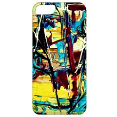 Dance Of Oil Towers 4 Apple Iphone 5 Classic Hardshell Case by bestdesignintheworld