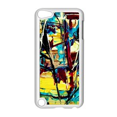 Dance Of Oil Towers 4 Apple Ipod Touch 5 Case (white) by bestdesignintheworld