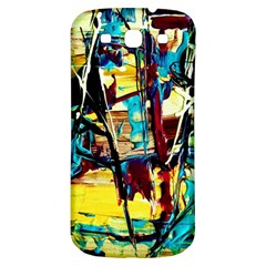 Dance Of Oil Towers 4 Samsung Galaxy S3 S Iii Classic Hardshell Back Case by bestdesignintheworld