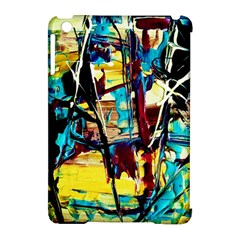 Dance Of Oil Towers 4 Apple Ipad Mini Hardshell Case (compatible With Smart Cover) by bestdesignintheworld