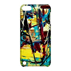 Dance Of Oil Towers 4 Apple Ipod Touch 5 Hardshell Case With Stand by bestdesignintheworld