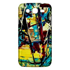 Dance Of Oil Towers 4 Samsung Galaxy Mega 5 8 I9152 Hardshell Case  by bestdesignintheworld