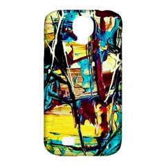Dance Of Oil Towers 4 Samsung Galaxy S4 Classic Hardshell Case (pc+silicone) by bestdesignintheworld