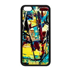 Dance Of Oil Towers 4 Apple Iphone 5c Seamless Case (black) by bestdesignintheworld
