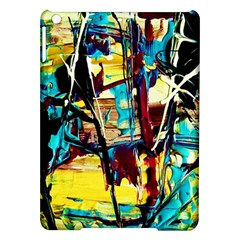 Dance Of Oil Towers 4 Ipad Air Hardshell Cases by bestdesignintheworld