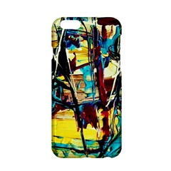 Dance Of Oil Towers 4 Apple Iphone 6/6s Hardshell Case by bestdesignintheworld