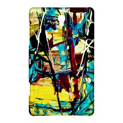Dance Of Oil Towers 4 Samsung Galaxy Tab S (8 4 ) Hardshell Case  by bestdesignintheworld
