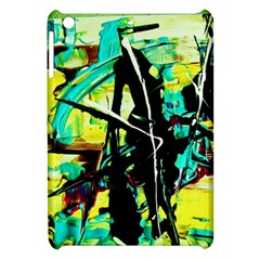 Dance Of Oil Towers 5 Apple Ipad Mini Hardshell Case by bestdesignintheworld