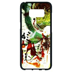 Doves Matchmaking 12 Samsung Galaxy S8 Black Seamless Case