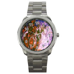 Close To Pinky,s House 12 Sport Metal Watch by bestdesignintheworld
