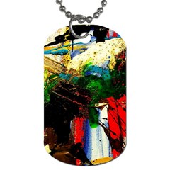 Catalina Island Not So Far 6 Dog Tag (two Sides) by bestdesignintheworld