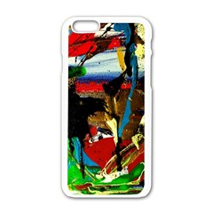 Catalina Island Not So Far 7 Apple Iphone 6/6s White Enamel Case by bestdesignintheworld