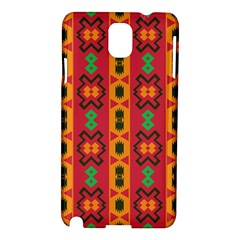 Tribal Shapes In Retro Colors                           Nokia Lumia 928 Hardshell Case by LalyLauraFLM