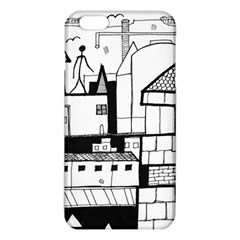 Drawing  Iphone 6 Plus/6s Plus Tpu Case by ValentinaDesign