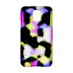 Watercolors Shapes On A Black Background                            Nokia Lumia 625 Hardshell Case by LalyLauraFLM