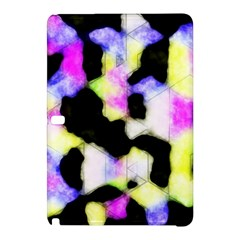 Watercolors Shapes On A Black Background                            Nokia Lumia 1520 Hardshell Case by LalyLauraFLM