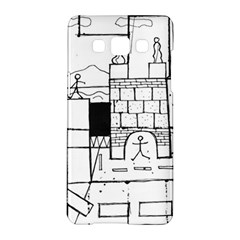 Drawing  Samsung Galaxy A5 Hardshell Case