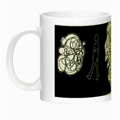 Drawing  Night Luminous Mugs
