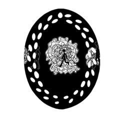 Drawing  Ornament (oval Filigree)