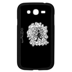 Drawing  Samsung Galaxy Grand Duos I9082 Case (black)