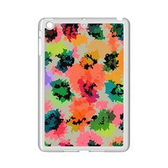 Colorful Spots                             Apple Ipad 3/4 Case (white) by LalyLauraFLM