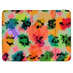 Colorful Spots                             Htc One M7 Hardshell Case by LalyLauraFLM