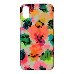 Colorful Spots                               Apple Iphone X Hardshell Case