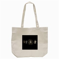 Drawing  Tote Bag (cream)