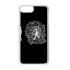 Drawing  Apple Iphone 7 Plus Seamless Case (white)