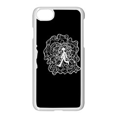 Drawing  Apple Iphone 7 Seamless Case (white)