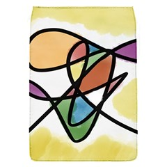 Abstract Art Colorful Flap Covers (s)  by Modern2018