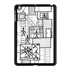Drawing Apple Ipad Mini Case (black) by ValentinaDesign